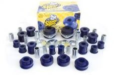 LAND ROVER DEFENDER 1993>-SUPERPRO NARROW RADIUS ARMS POLYURETHANE BUSH KIT - KIT0043BK